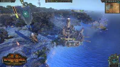 Total War Warhammer II - Curse of the Vampire Coast