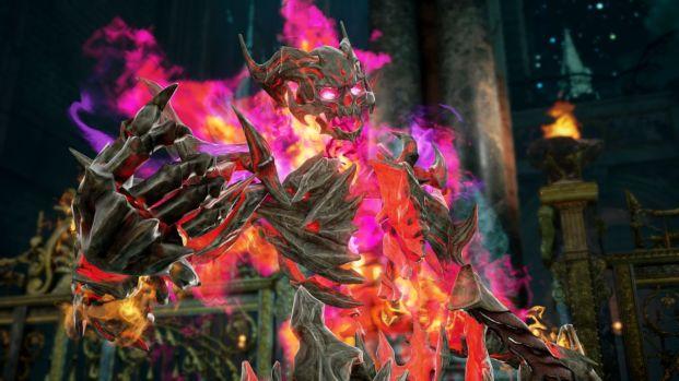 SoulCalibur VI - Inferno