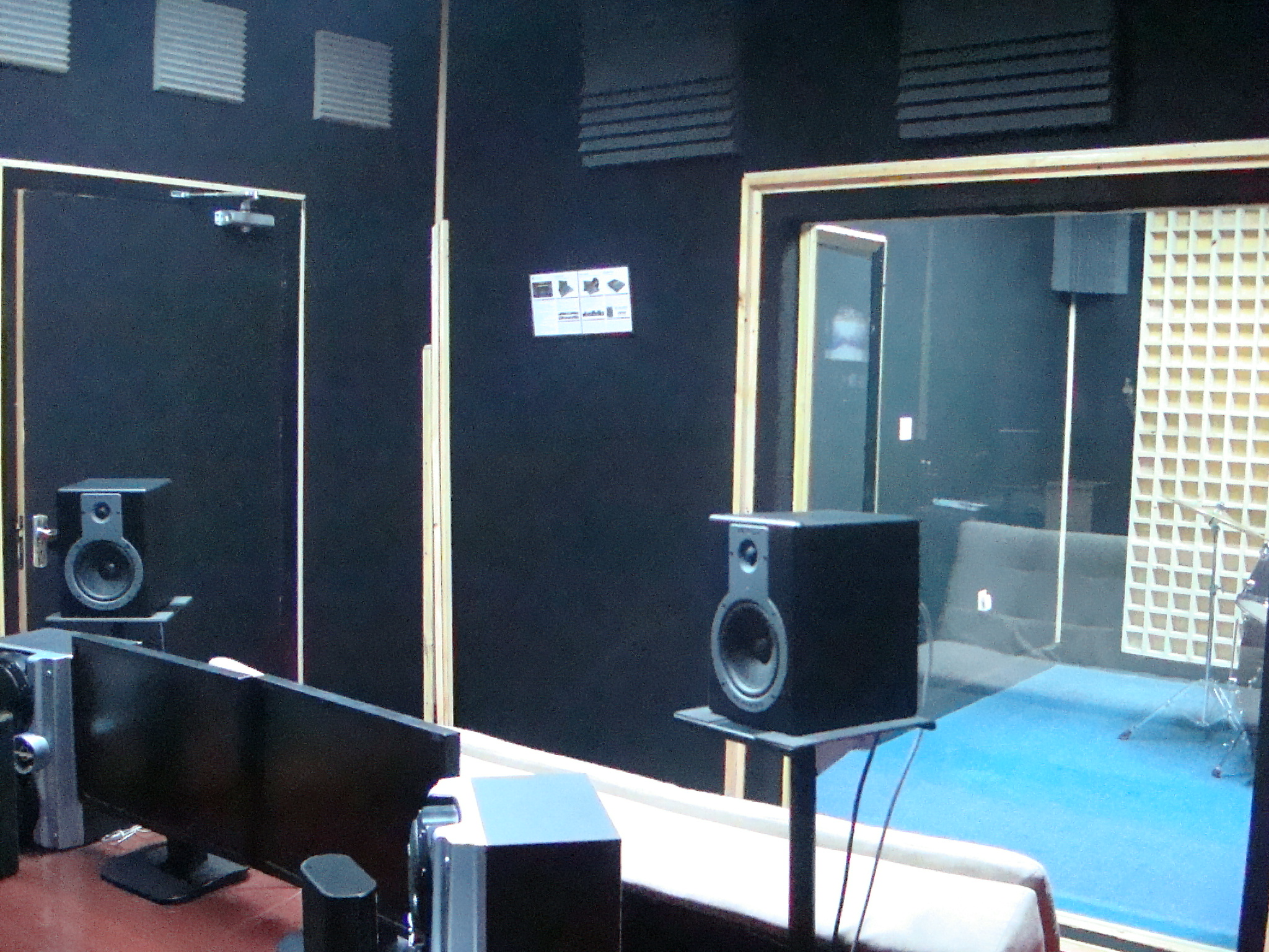 Recording Studio by Vgosh Interior Management
