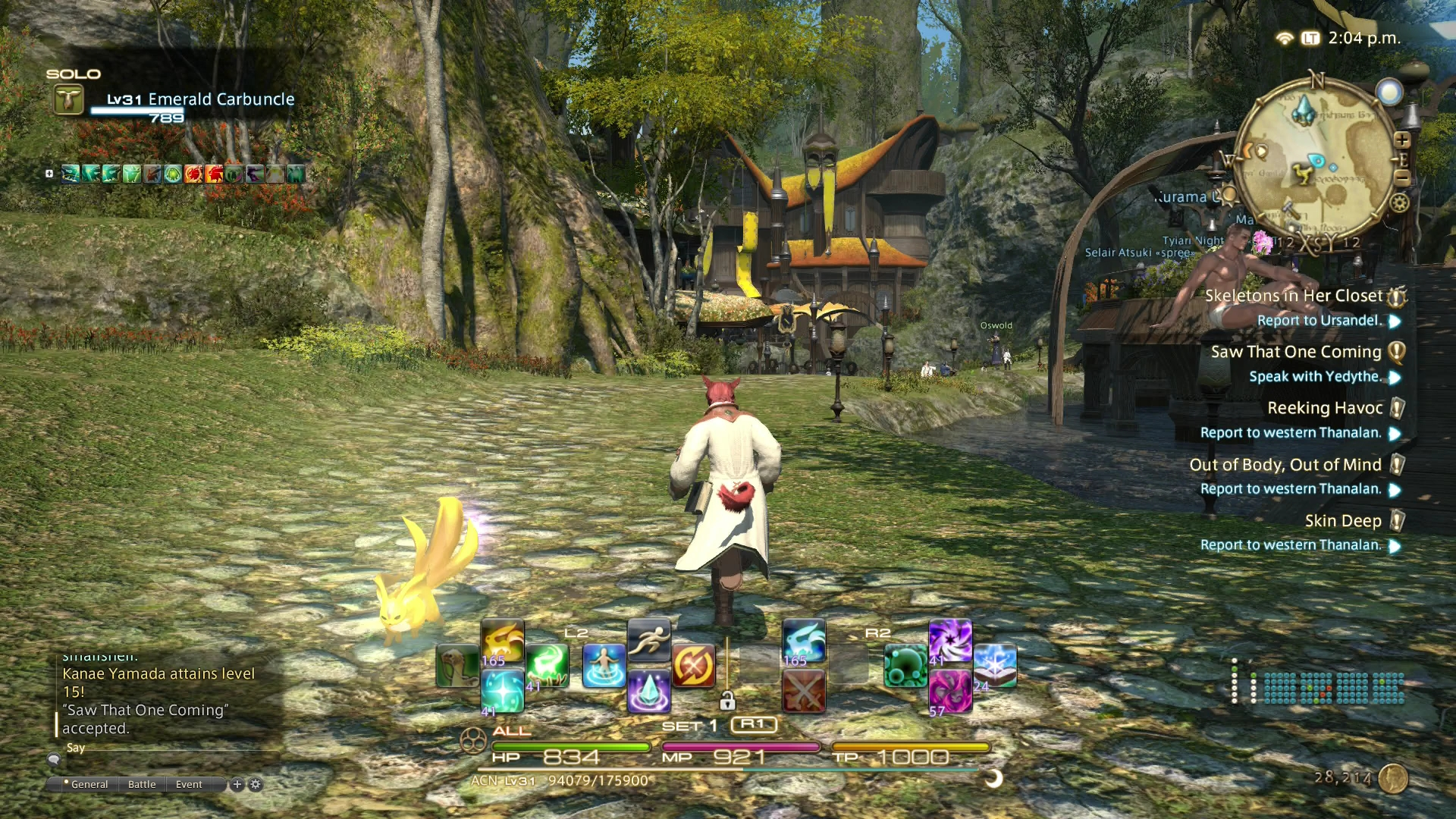 Review: Final Fantasy XIV: A Realm Reborn | VGP