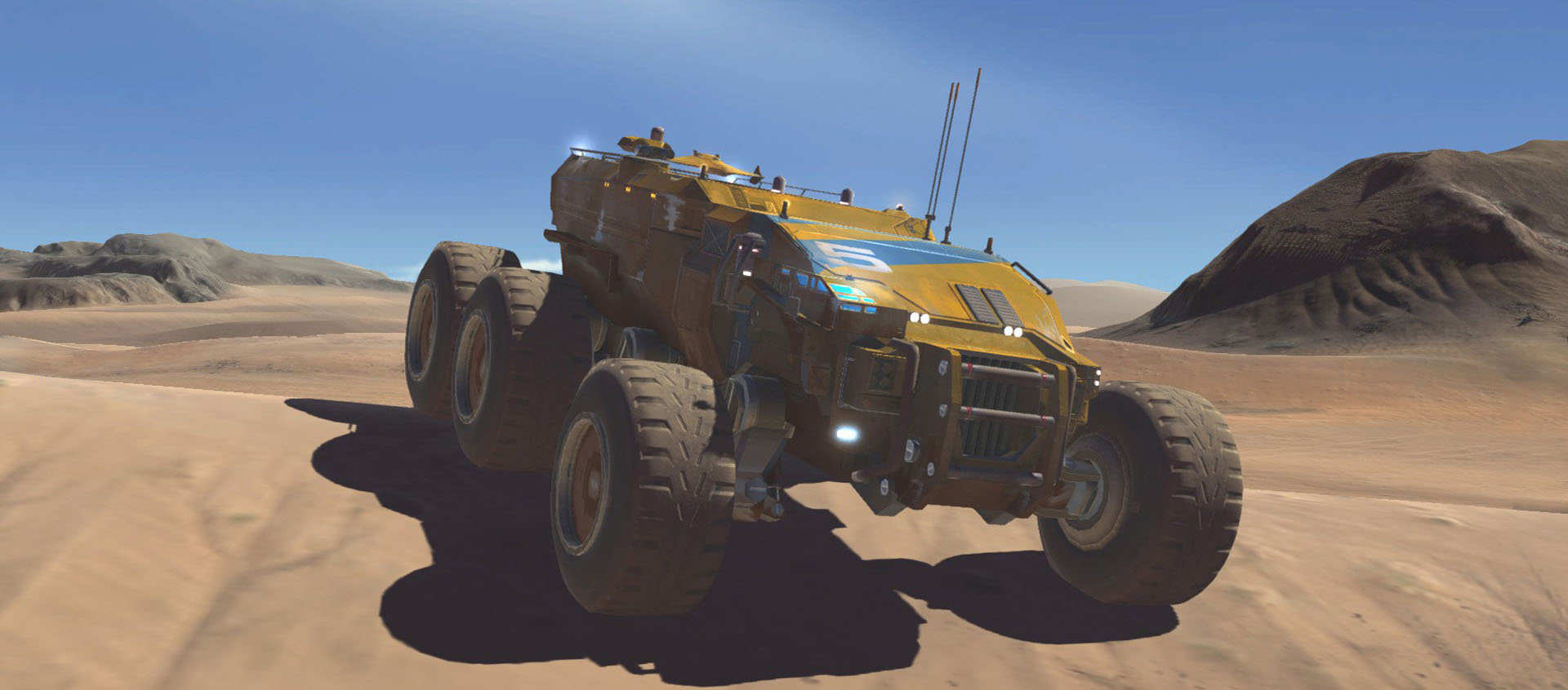 Homeworld Deserts of Kharak - VGProfessiona Review (3)