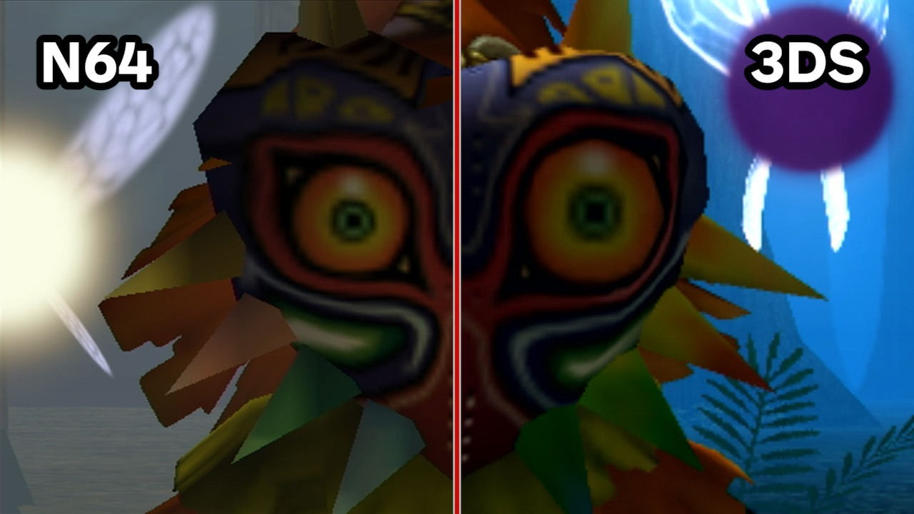 Legend of Zelda - Majora's Mask - 3DS - VGProfessional Review (2)