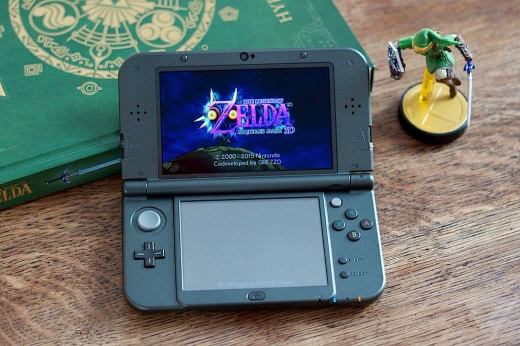 Legend of Zelda - Majora's Mask - 3DS - VGProfessional Review (4)