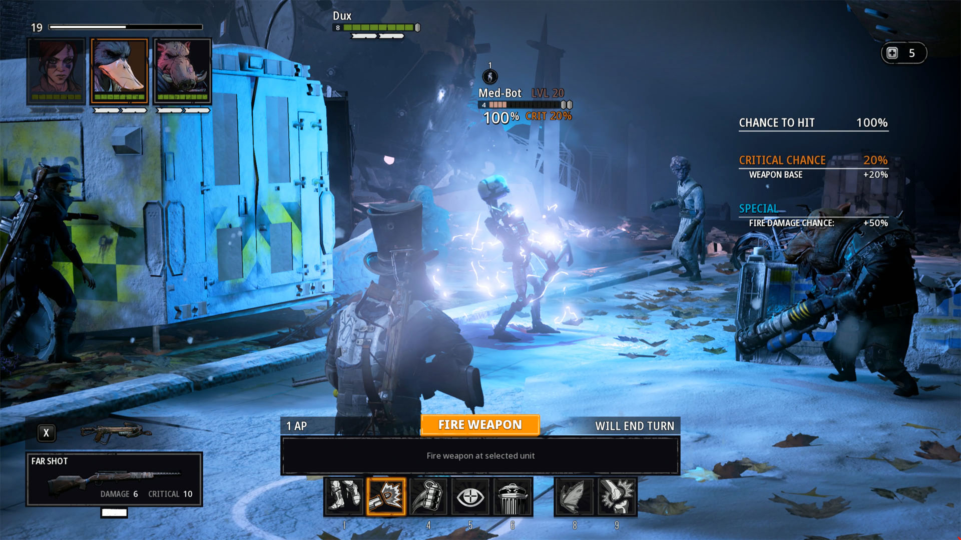 Mutant Year Zero: Road to Eden | The VGProfessional Review