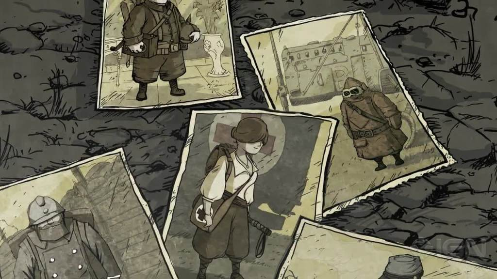 Valiant Hearts - The Great Wars - VGP - Review (15)
