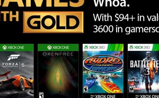 Free Xbox Games With Gold July 2018 Our Predictions