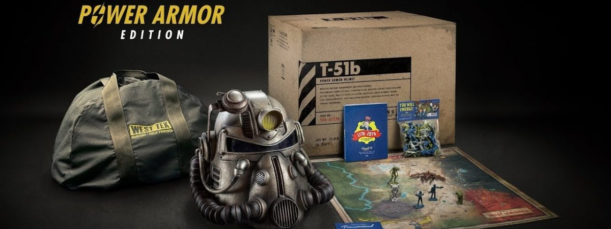 Fallout 76 Power Armor Edition Now Available Again After Selling Out