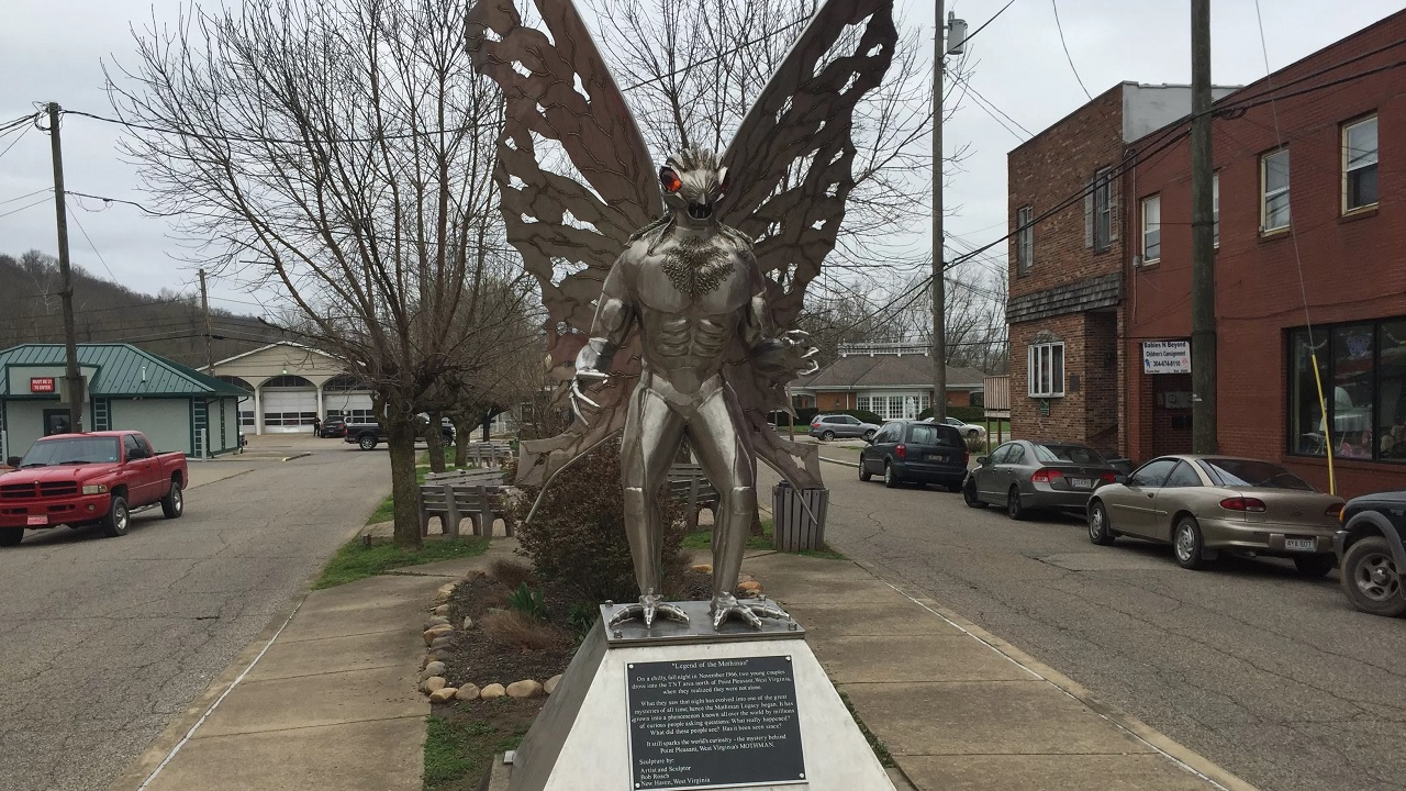 Bethesda Plans Fan Event at the Annual Mothman Festival This Weekend