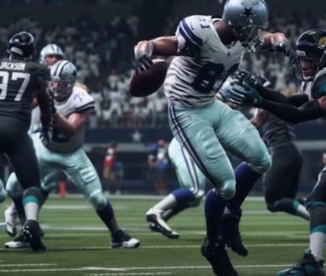 Madden 19 Patch For September Brings New Rules Updates Player Likenesses And More
