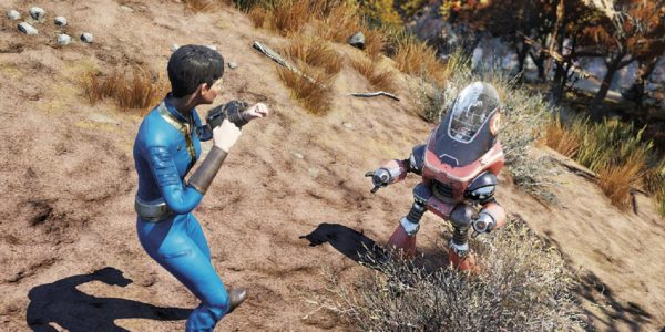Fallout 76 Daily Quests How To Complete Waste Not