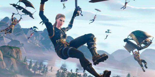 Epic Games Has Adjusted Fortnite Glider Redeployment