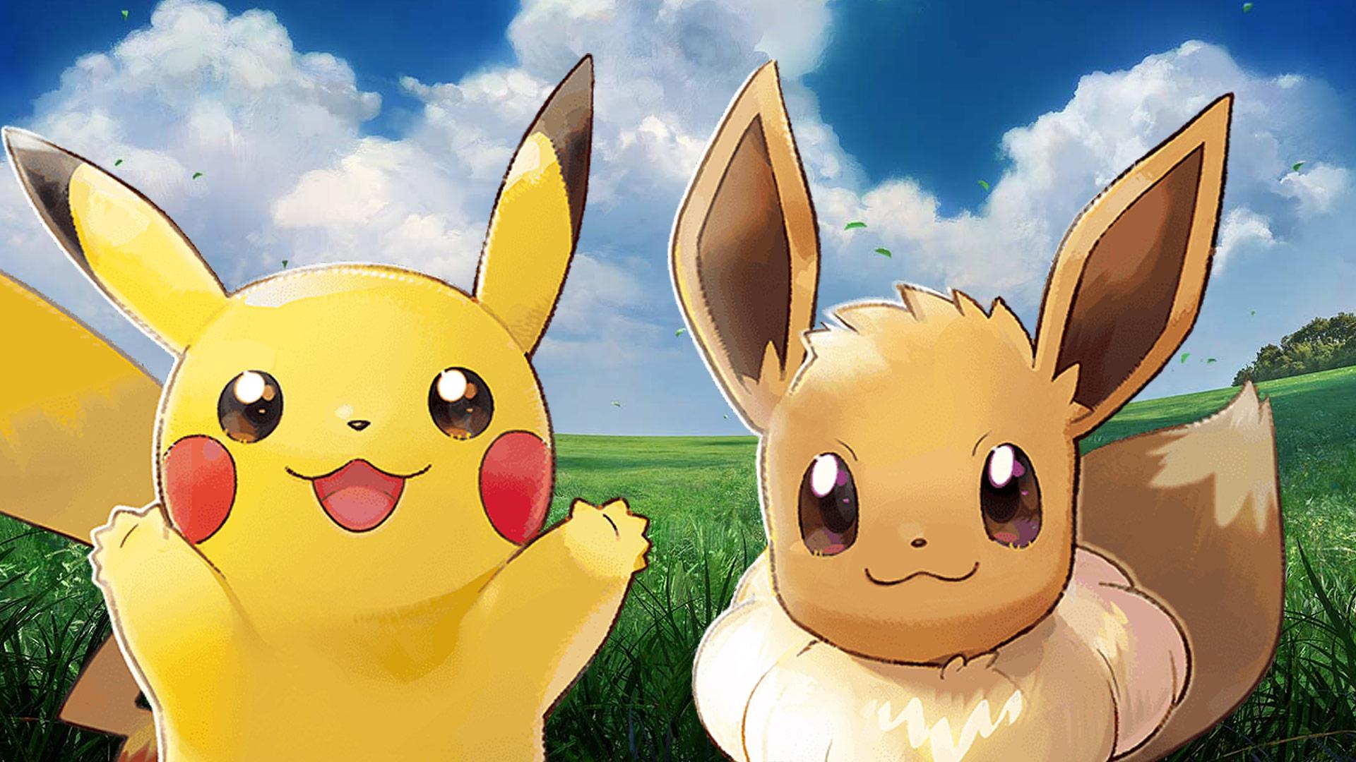 Eevee Pokemon New Evolutions Y