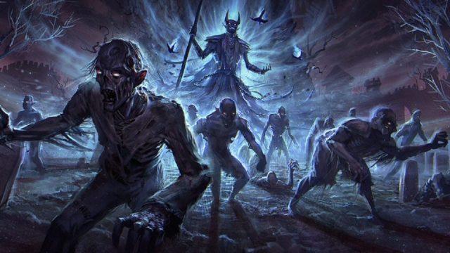 Elder Scrolls Online Necromancer Class On Its Way