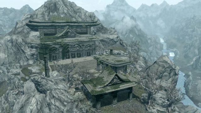 Elder Scrolls 6 Blades Sky Haven Temple