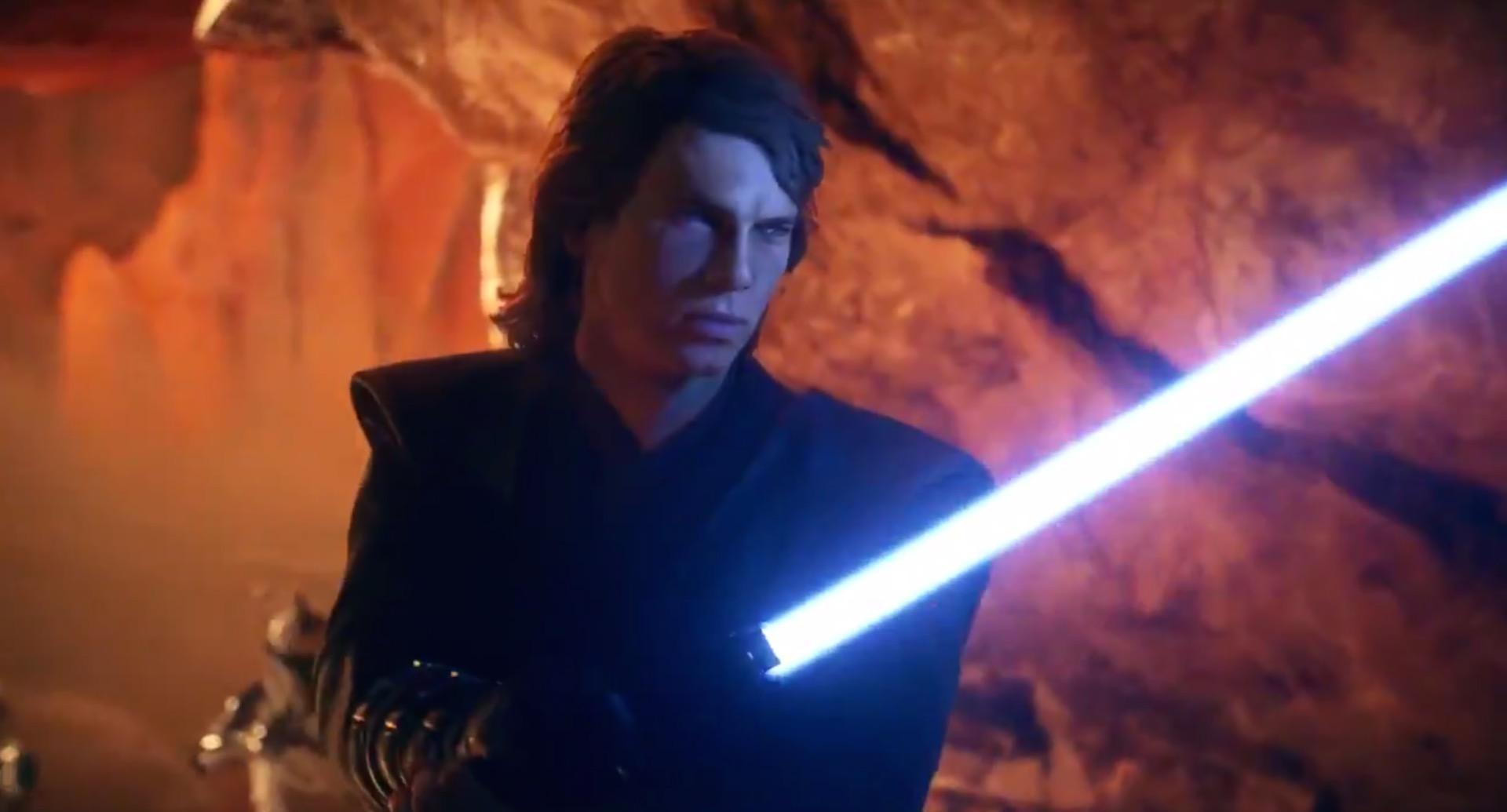 Star Wars Battlefront 2 Here Are Anakin Skywalker S