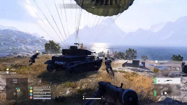 Battlefield 5 Firestorm Vehicles Fuel