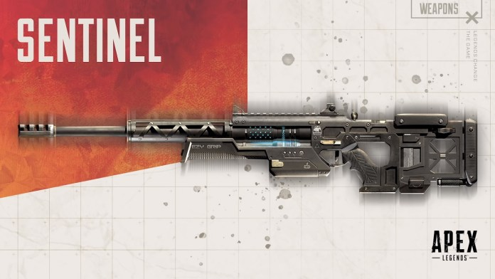 Apex Legends Stagione 4 - Sentinel