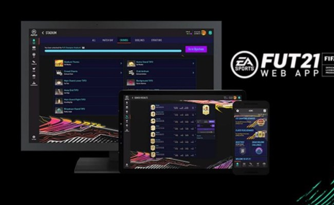 Fifa 21 Web App Release Date When And How To Get Fut Companion App