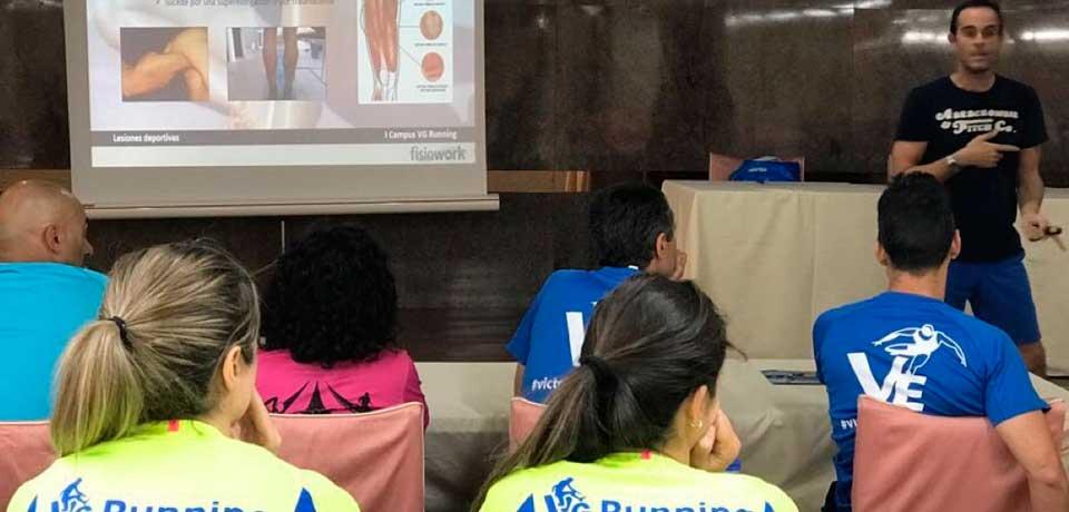 Segovia - Primer Campus VG Running
