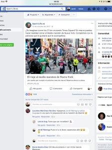 VG Runners en Media Maratón de Nueva York 1