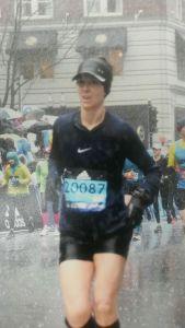 Maratón Boston - Carrera