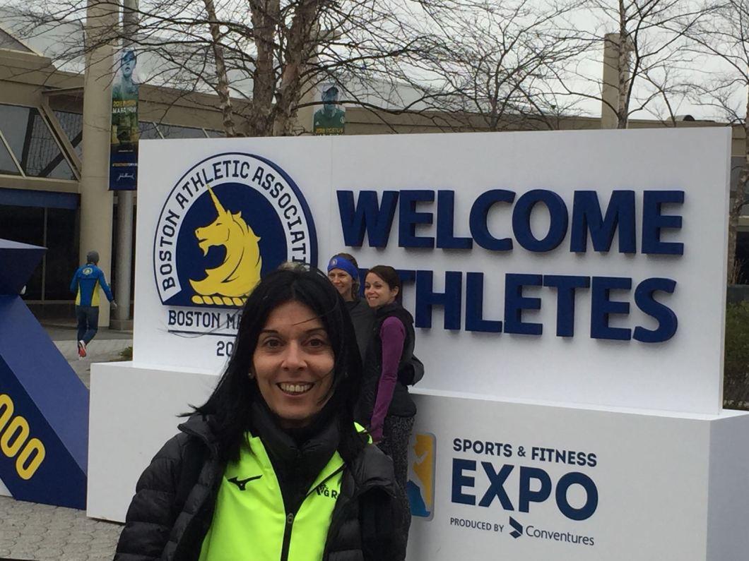 Maratón Boston - Previa