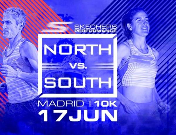Carrera North vs. South - Madrid 18