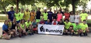 Club Running - Septiembre 2018
