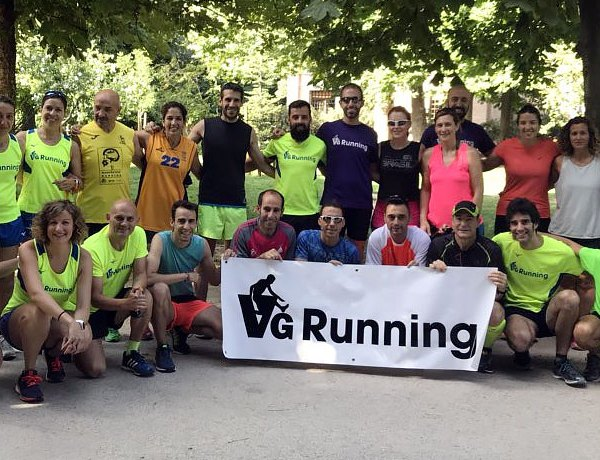 Club Running - Septiembre 2018
