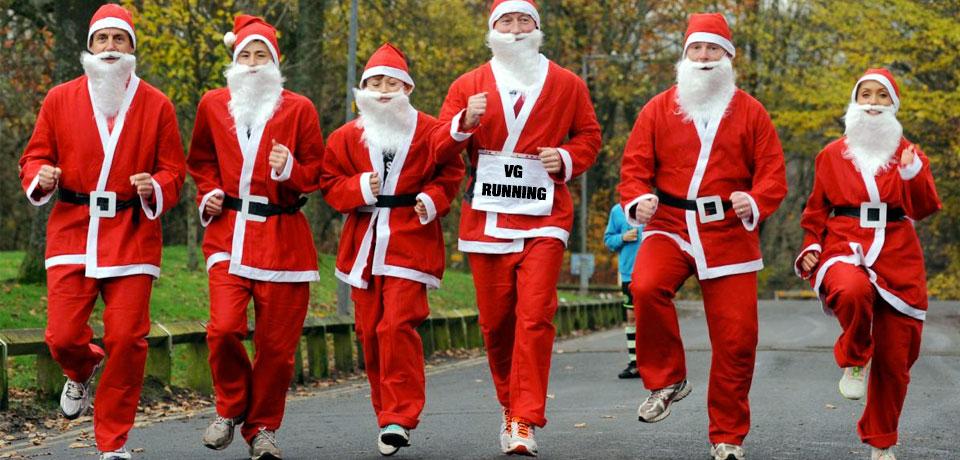 Running en Navidad - VG Running