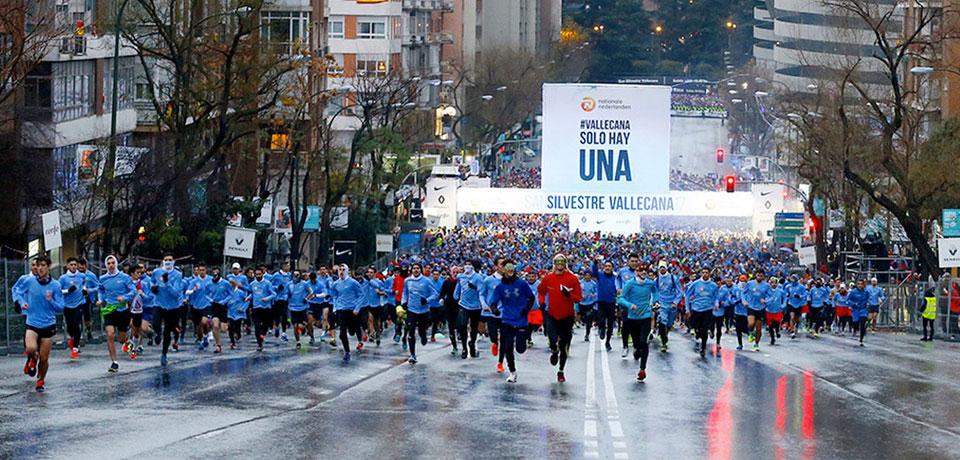 San Silvestre Vallecana 2018 - VG Running