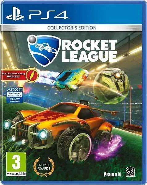 Rocket League PS4 cover