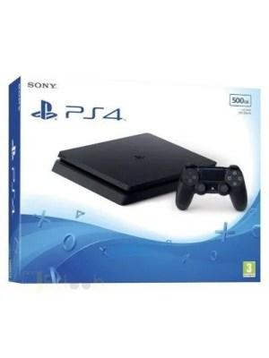 Playstation 4 500gb Console Box