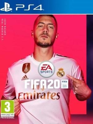 FIFA 2020 PS4 price in Nigeria