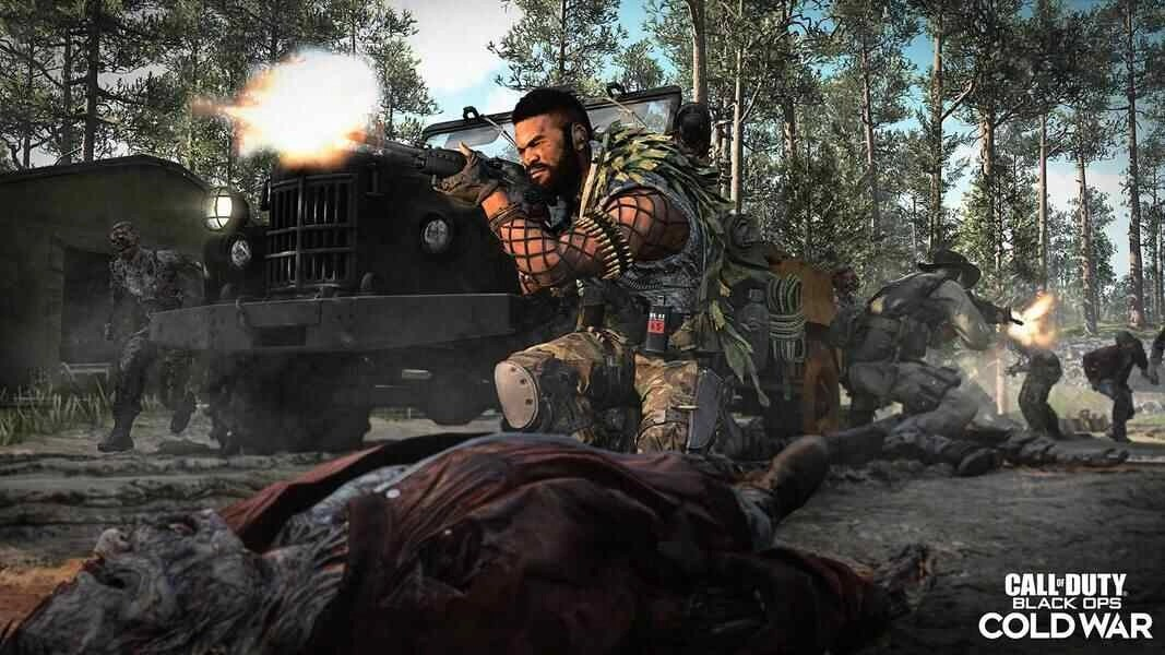 Call of Duty: Black Ops Cold War for Sony
