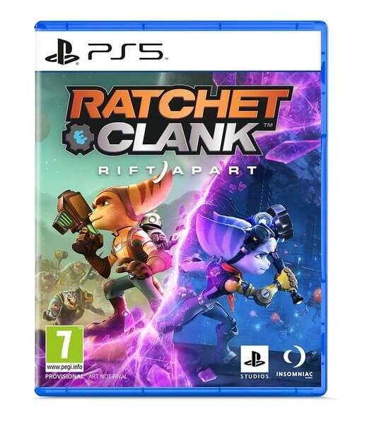 Ratchet and; Clank: Rift Apart PS5