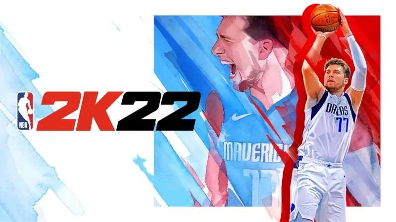 NBA 2K22 Artwork
