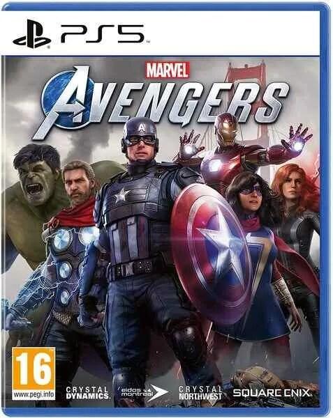marvel avengers ps5