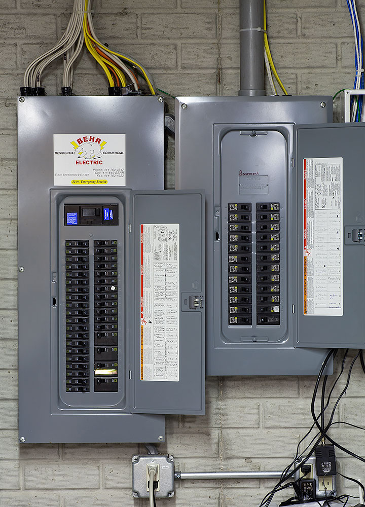 Are Closest Breaker To The Four 20a Dedicated Stereo Room Circuits
