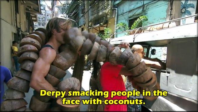 coconutface