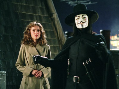 Film Title: V For Vendetta