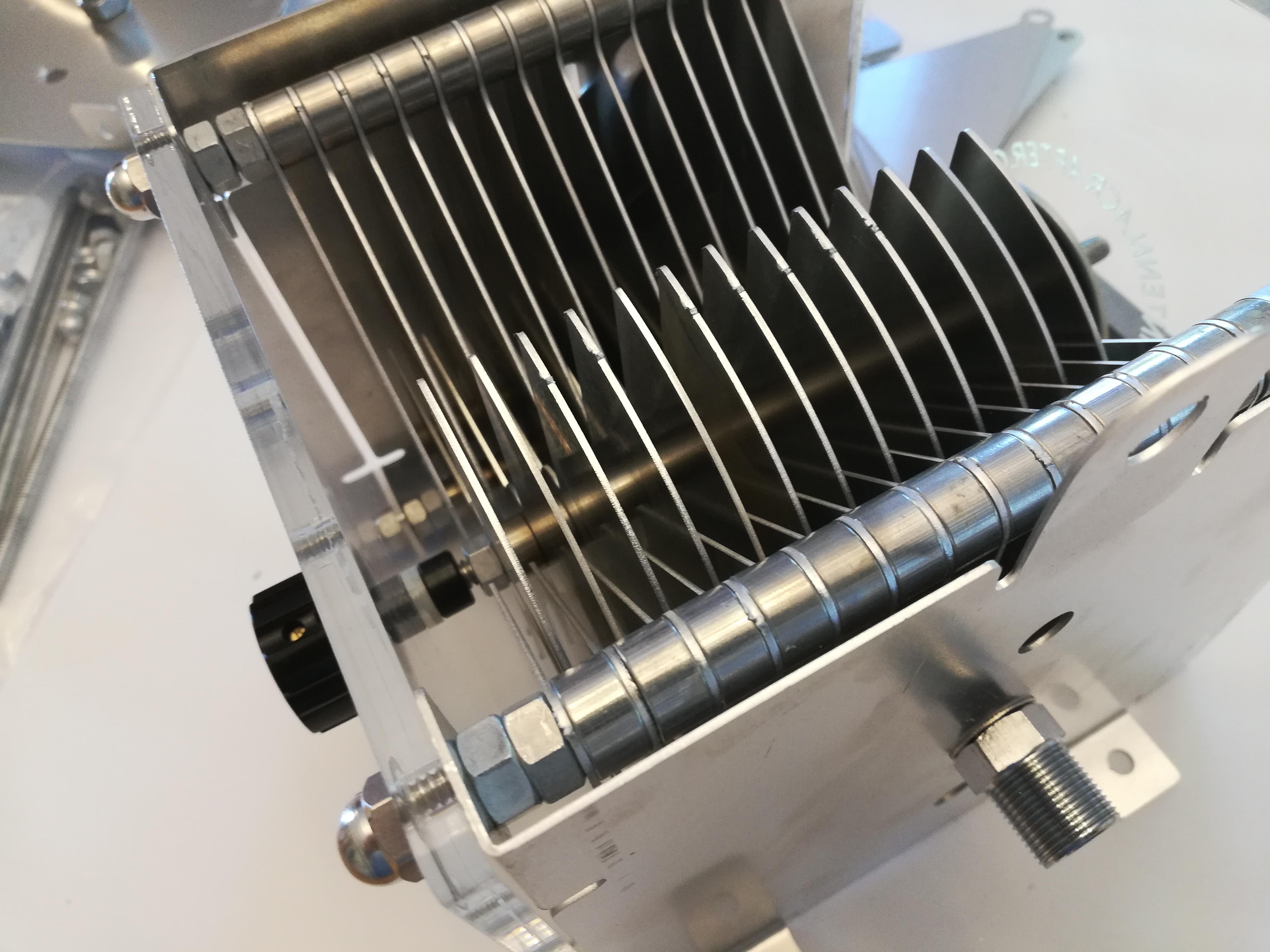 10 thru 20M 100 watt Magnetic Loop (FREE NA SHIPPING)