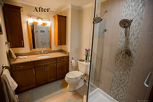 Apollo Dr Master Bathroom Remodel  Home Remodeling Contractor in Anchorage AK