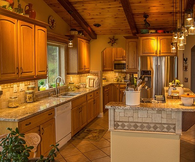 Add Convenience with a Bathroom  Kitchen Remodeling