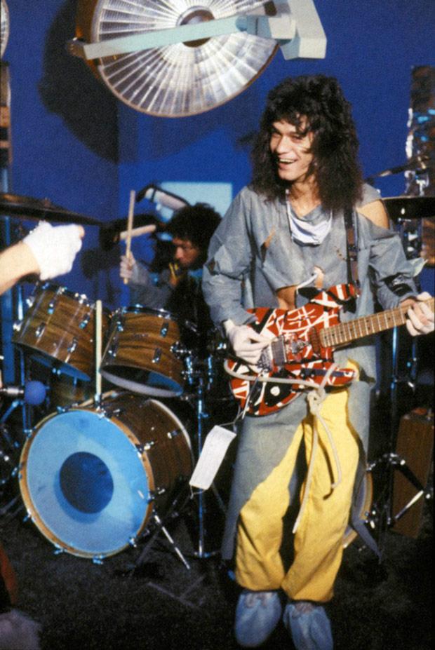 Loss Of Control  Van Halen News Desk