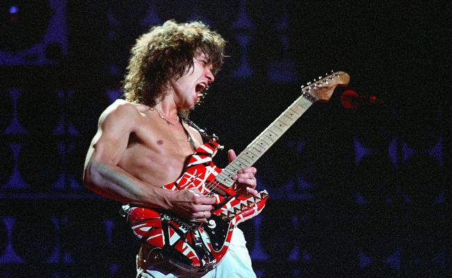 Van Halen S Iconic Frankenstein To Exhibit At Metropolitan