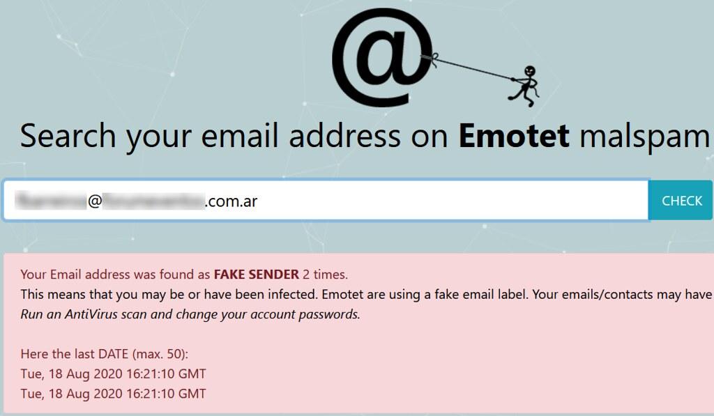 Aquí es donde entra en juego EmoCheck. Se trata de una herramienta sencilla que podemos utilizar en Windows para saber si el sistema ha sido infectado por Emotet. Es totalmente gratuito y su funcionamiento es muy sencillo.