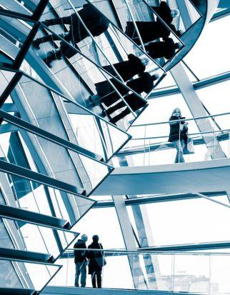 """Platz 2: Jörg Eschenfelder """"Berliner Reichstag"""""""