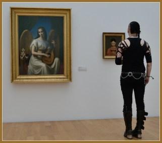 """Platz 3: Robert Piffer """"Im Museum"""""""