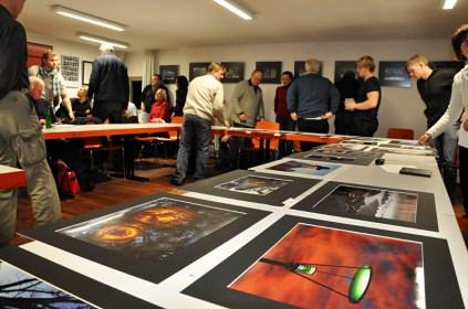 Jury des Max-Kreuz-Wettbewerbes. - Foto: Karin Kirst-Scholz